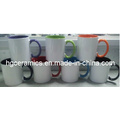 11oz Sublimation Mug, 11oz Two Tone Color