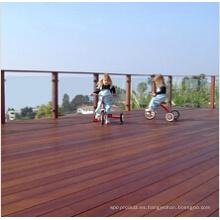 Tarima de madera Ipe Beach Decking para uso exterior