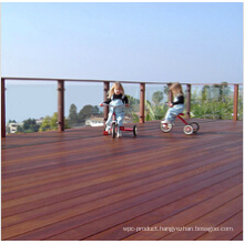 Ipe Beach Decking Wood Flooring for Exterior Usage