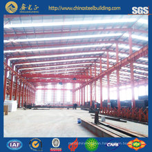 Prefabricated Warehouse/Steel Structure Warehouse with SGS/ISO9001 (SSW-14336)