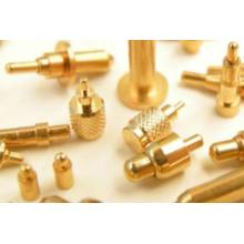 Best Quality for Lathing Parts Copper material telecommunication turning parts supply to Saint Kitts and Nevis Supplier