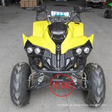 125cc ATV, automático com reverso, elétrico começo 125cc ATV Quad Et-ATV048 125cc com 3 parte dianteira + 1 parte traseira reversa