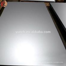 alta calidad 50mm-500mm hoja de tungsteno para la venta