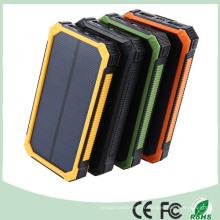 Chargeur de banque à énergie solaire avec LED et lampe de camping (SC-3688-A)