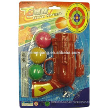 Brinquedo de arma de tiro de bola de plástico JML