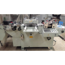 Die-Cutting Machine with Hot Stamping Ce