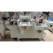 Máquina cortando com o CE de carimbo quente