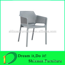 high qualtiy cheap popular all plastic leisure chair