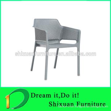 high qualtiy cheap popular all plastic leisure chair