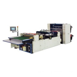 laminating film pouch machinery