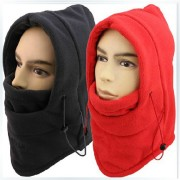 Multifunction Colorful Winter Cycling Warm Fleeces Hat/Ski Hat
