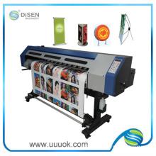 impressora solvente de eco de 1.6m