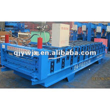 QJ Galvanized Double Layer Roof Teile Machine