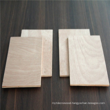 3.2mm 3.6mm 5.2mm commercial plywood furniture grade okoume plywood