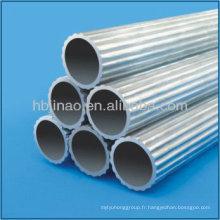 DIN 2391 Fabricant de tuyaux en acier sans soudure st35, st52