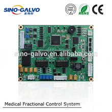 CO2 Fractional Laser control board, software and touch screen for beauty machine