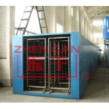 High Efficient Hot Air Tunnel Dryer for Onion Slice
