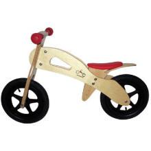 Vélo en bois pour enfants Équilibrez l'éducation