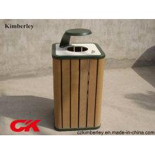 Nouvelle génération de poubelle WPC environnementale amicalement