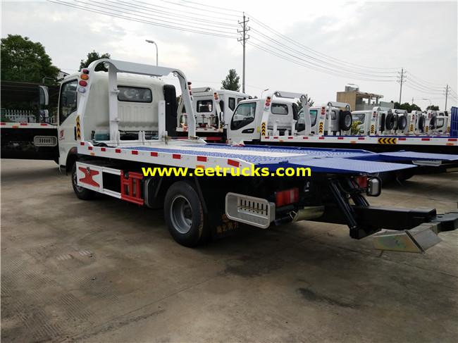 Rescue Wrecker Trucks