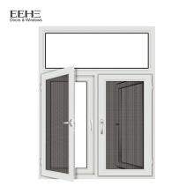 Дешевые окна для дома на продажу Алюминиевые окна Tilt Turn