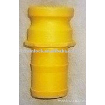 Nylon camlock coupling type E
