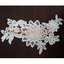 Collier Or Motif Lace For Apparels