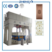 Hydraulic Embossing Machine Hydraulic Press For Door 1000T