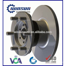 Rotor de freno de disco Premium 42470842 1908772 08595910 para IVECO Daily