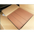 Easy Installation WPC Interlocking Decking Tiles WPC DIY Decking Tiles Roof/Balcony /Washing Room DIY WPC Floor Tile