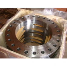 JIS Stf / Ansi c 22.8 A105 Flange do bocal,