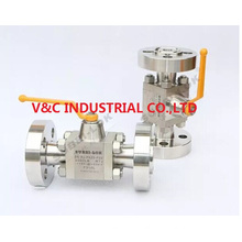 Rtj Flange Stainless Steel Ball Valve