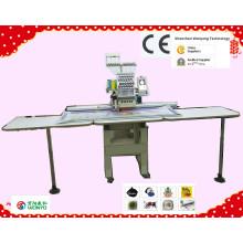 Máquina Jacquard de un jersey (máquina de bordar) (máquina de coser industrial)