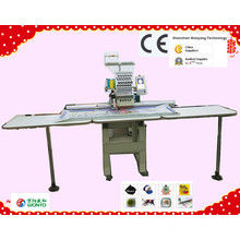 Single Head Computer Cap Embroidery Machine with CE/SGS Certificate (WY1201CL/WY1501CL)