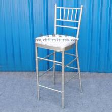 Высокий стул мебели бара с серебряным цветом (YC-A101-02)