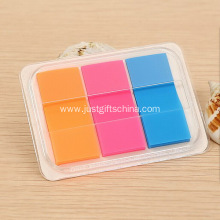 Promotional Pet Sticky Notes With 3 Color