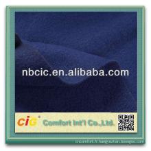 DTY pour vêtement tissu polaire de haute qualité
