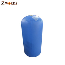 Wholesale eco-friendly material carton packing air barrel for cheerleading