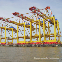 50ton STS model container crane used in port