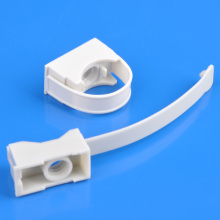 Plastic Saddle Mounting Ties