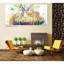 Home Decor Hotel Wall Arte DIY Pintura Moderna Canvas