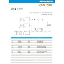 PLASMA SPARE PARTS-6