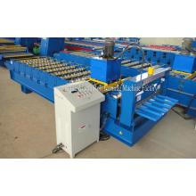 Latest Design Trapezoidal Wall Panel Steel Rolling Equipment