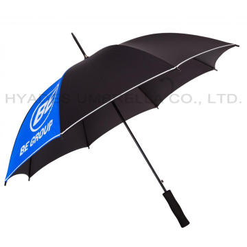 Customized Promotional Auto Open Straight Umbrella