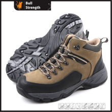 EVA&Rubber Outsole Safety Shoe with Nubuck Leather (SN5163)