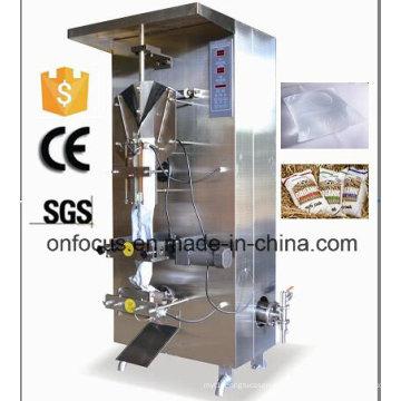 Machine de conditionnement automatique de sachets de sachets de glace