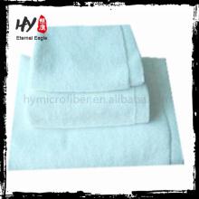 Serviette de plage ronde imprimée de haute qualité, serviettes de séjour d'hôtel, serviettes de piscine bon marché en gros d'hôtel