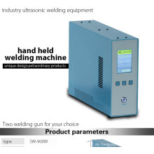 Handheld manuelle Ultraschall-Kunststoff-Schweißmaschine