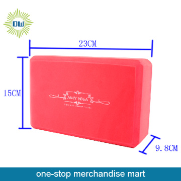 Training Large eco Foam Yoga Block