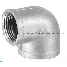Professional Stainless Steel Screw Joint Elbow